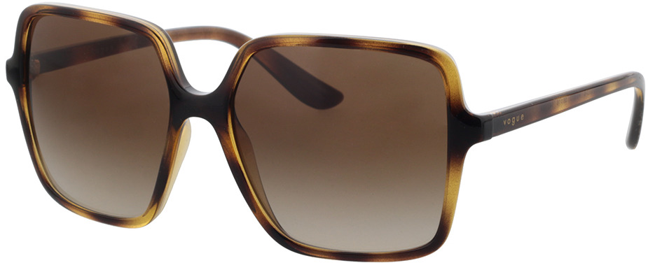 Picture of glasses model Vogue VO5352S W65613 56-16 in angle 330