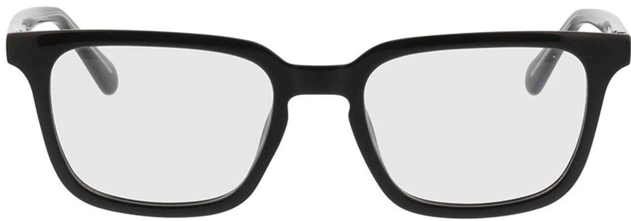 Picture of glasses model Guess GU1962 001 52-19 in angle 0