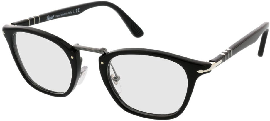 Picture of glasses model Persol PO3109V 95 47-22 in angle 330