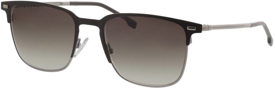 Picture of glasses model Boss BOSS 1019/S 4IN HA 54-19 in angle 330