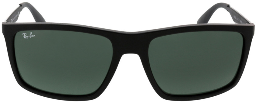 Picture of glasses model Ray-Ban RB4228 601S71 58-18 in angle 0