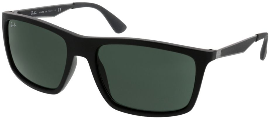 Picture of glasses model Ray-Ban RB4228 601S71 58-18 in angle 330