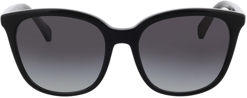 Picture of glasses model Emporio Armani EA4157 50178G 55-18 in angle 0
