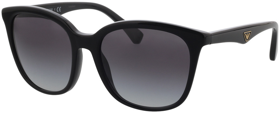 Picture of glasses model Emporio Armani EA4157 50178G 55-18 in angle 330