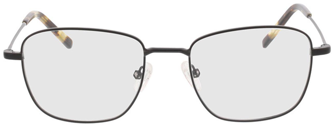 Picture of glasses model Tito-schwarz  in angle 0