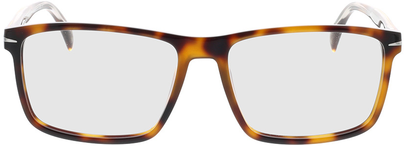 Picture of glasses model David Beckham DB 1020 086 58-17 in angle 0