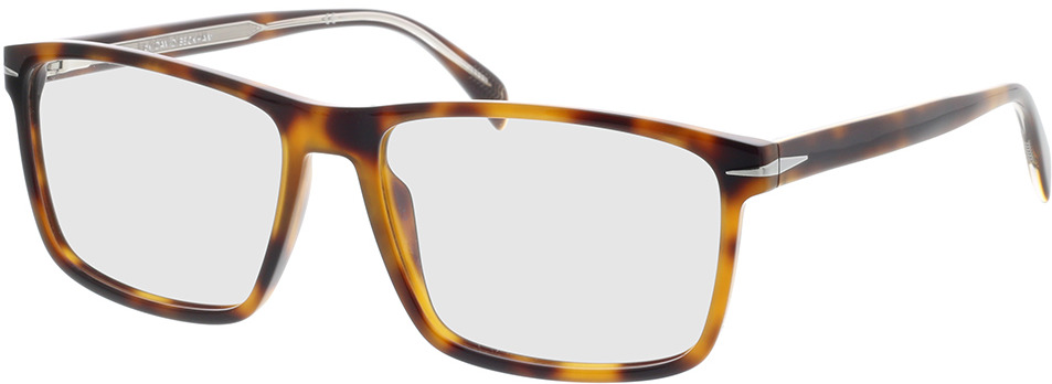 Picture of glasses model David Beckham DB 1020 086 58-17 in angle 330