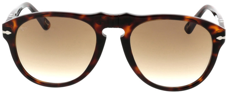 Picture of glasses model Persol PO0649 24/51 54-20 in angle 0