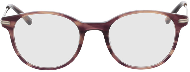 Picture of glasses model Early bruin-gevlekt in angle 0