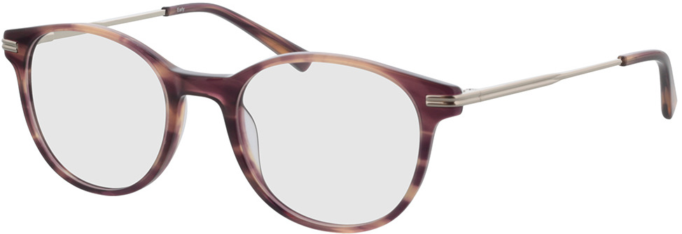 Picture of glasses model Early bruin-gevlekt in angle 330