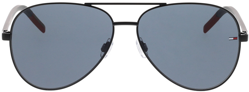 Picture of glasses model Tommy Hilfiger TJ 0008/S 003 60-13 in angle 0