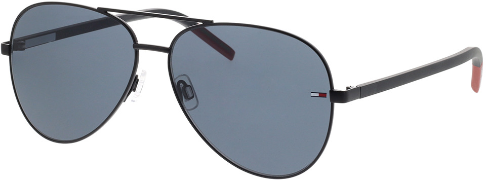 Picture of glasses model Tommy Hilfiger TJ 0008/S 003 60-13 in angle 330