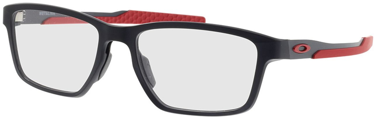 Picture of glasses model Oakley Metalink OX8153 815306 55-17 in angle 330