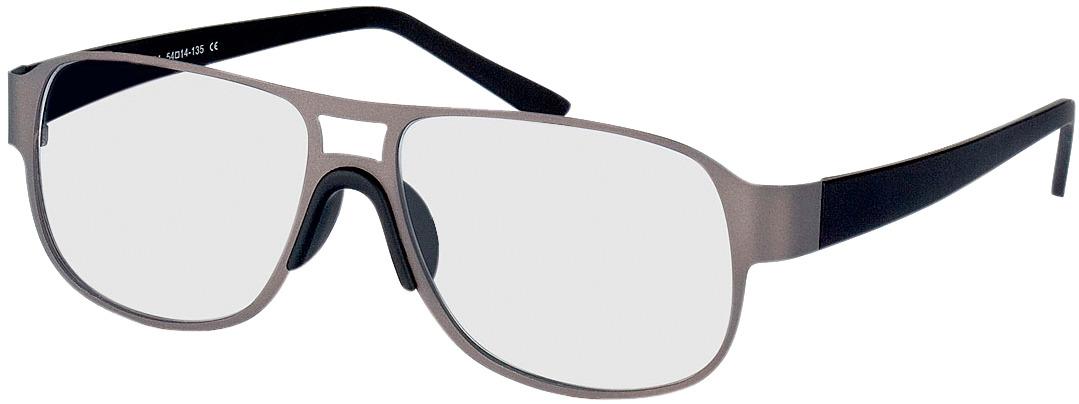 Picture of glasses model Palmdale Cinzento/preto in angle 330