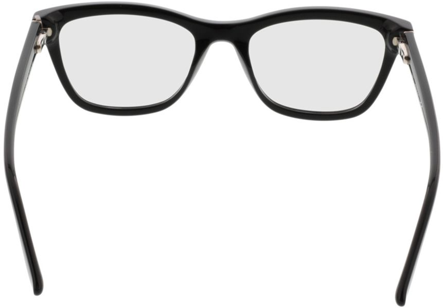 Picture of glasses model Guess GU2649 002 51-18 in angle 180