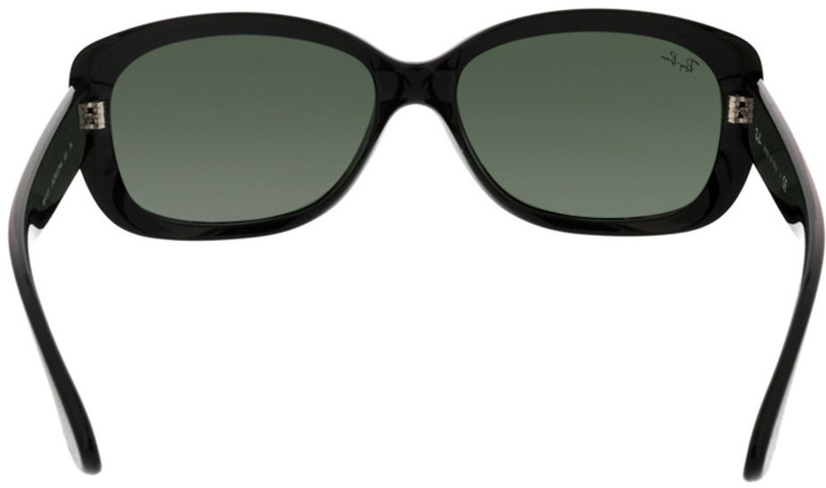 Picture of glasses model Ray-Ban Jackie Ohh RB4101 601 58-18 in angle 180