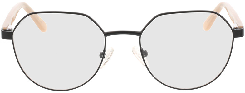 Picture of glasses model Pinto-noir/beige in angle 0