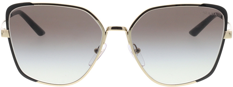 Picture of glasses model Prada PR 60XS AAV0A7 59-16 in angle 0