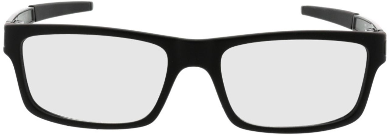 Picture of glasses model Oakley Currency OX8026 01 54 17 in angle 0