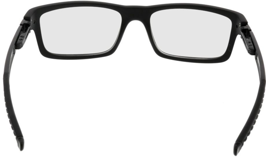Picture of glasses model Oakley Currency OX8026 01 54-17 in angle 180