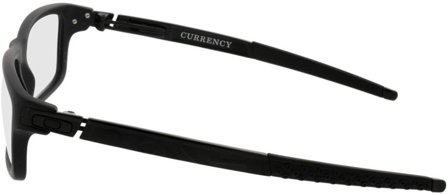 Picture of glasses model Oakley Currency OX8026 01 54-17 in angle 270