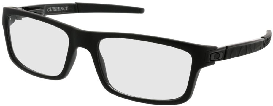 Picture of glasses model Oakley Currency OX8026 01 54-17 in angle 330