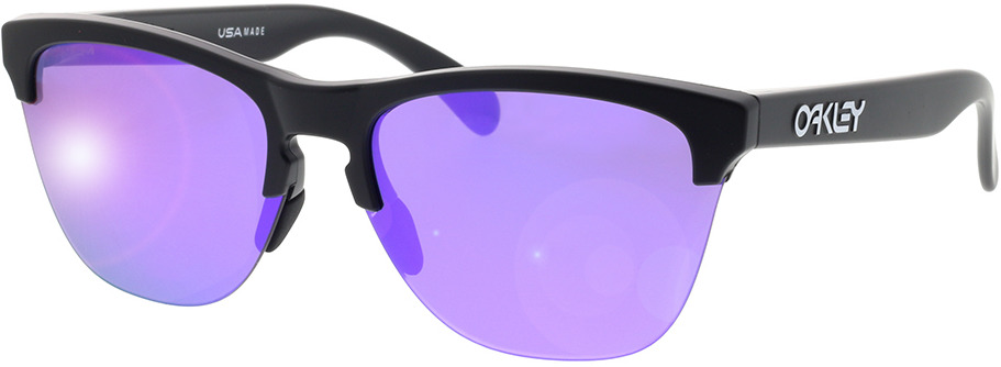 Picture of glasses model Oakley Frogskins Lite OO9374 31 63-10 in angle 330