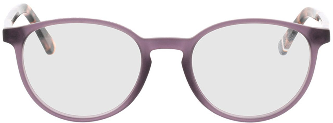 Picture of glasses model Superdry SDO Pyper 161 matte purple/pink tort 50-19 in angle 0
