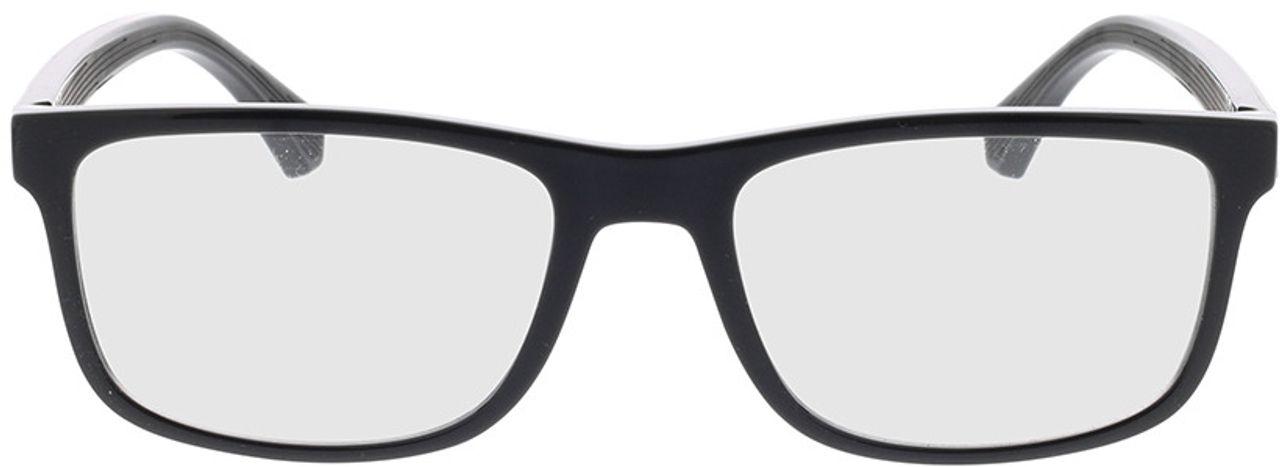 Picture of glasses model Emporio Armani EA3147 5001 55-18 in angle 0