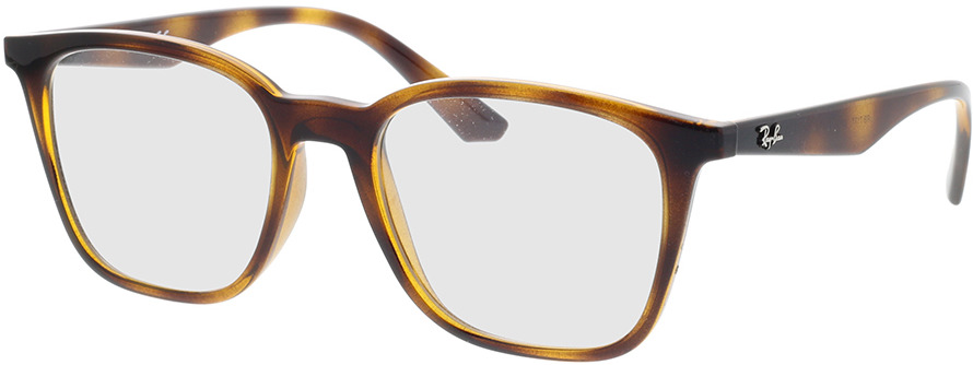 Picture of glasses model Ray-Ban RX7177 2012 51-18 in angle 330