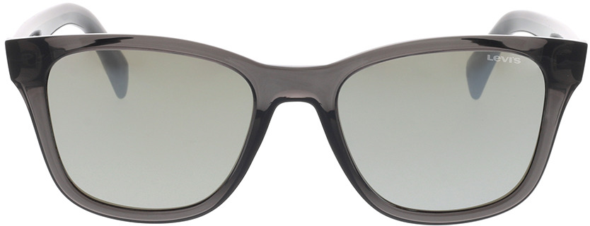 Picture of glasses model Levi's LV 1002/S KB7 53-19 in angle 0