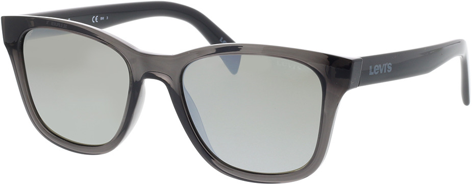 Picture of glasses model Levi's LV 1002/S KB7 53-19 in angle 330
