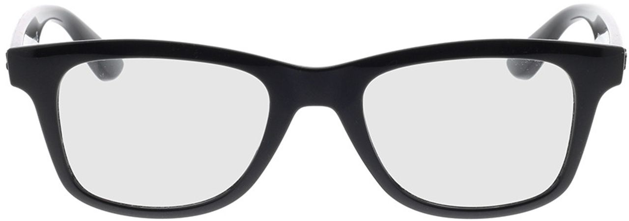 Picture of glasses model Ray-Ban RX4640V 2000 50-20 in angle 0