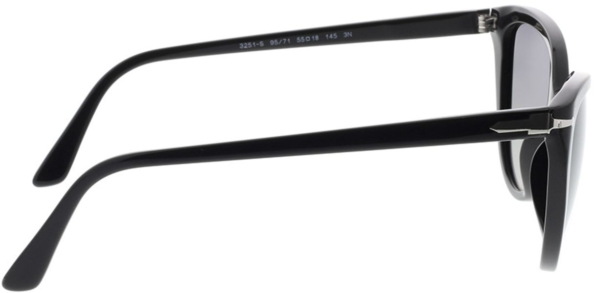 Picture of glasses model Persol PO3251S 95/71 55-18 in angle 90