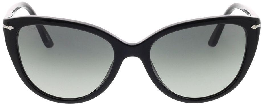 Picture of glasses model Persol PO3251S 95/71 55-18 in angle 0
