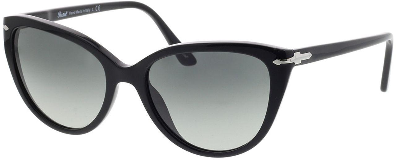 Picture of glasses model Persol PO3251S 95/71 55-18 in angle 330