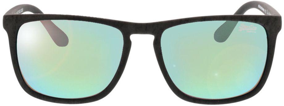 Picture of glasses model Superdry SDS Shockwave 182 matte grey marl 55-17 in angle 0