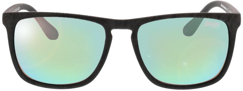 Picture of glasses model Superdry SDS Shockwave 182 mate Cinzento marl 55-17 in angle 0