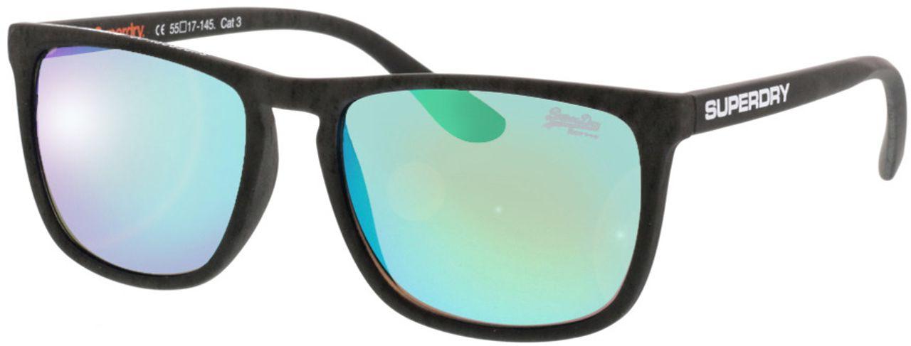 Picture of glasses model Superdry SDS Shockwave 182 matte grey marl 55-17 in angle 330