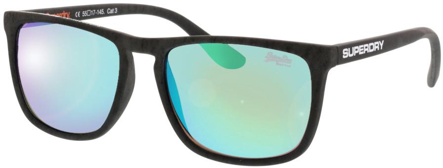 Picture of glasses model Superdry SDS Shockwave 182 mate Cinzento marl 55-17 in angle 330