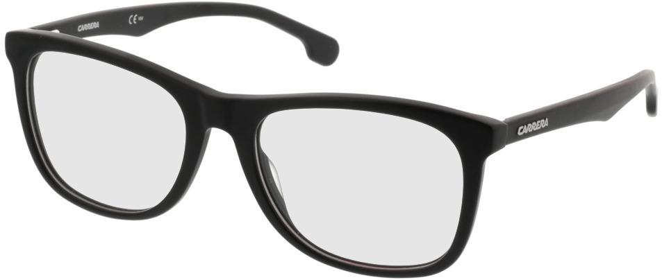 Picture of glasses model Carrera CA5544/V 003 55-19 in angle 330