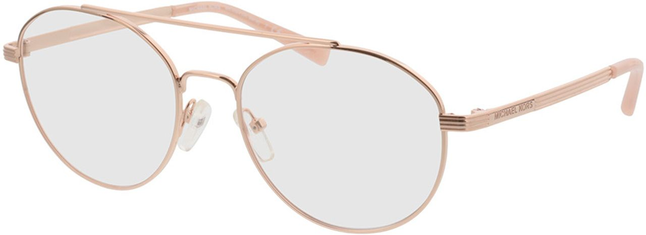 Picture of glasses model Michael Kors St. Barts MK3024 1108 52-17 in angle 330