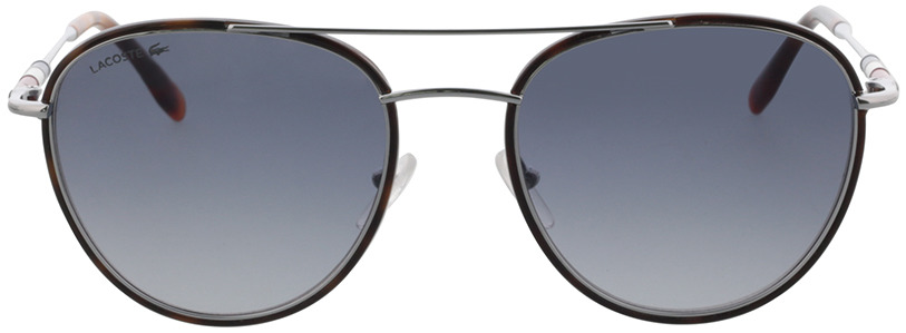 Picture of glasses model Lacoste L102SND 045 53-19 in angle 0