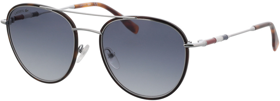 Picture of glasses model Lacoste L102SND 045 53-19 in angle 330