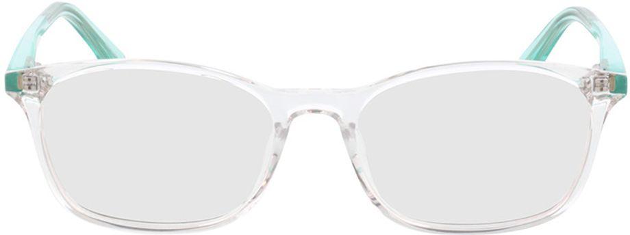 Picture of glasses model Puma PJ0031O-004 49-16 in angle 0