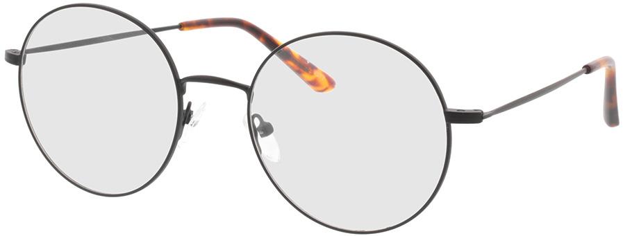 Picture of glasses model Orsa-schwarz in angle 330
