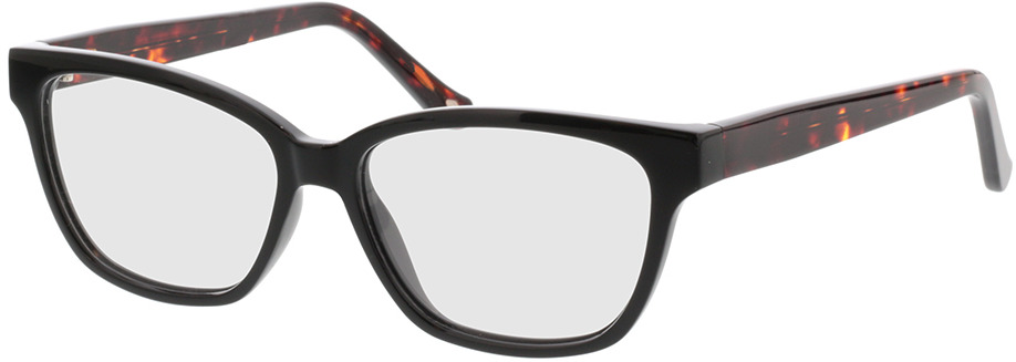 Picture of glasses model Tonia-schwarz in angle 330