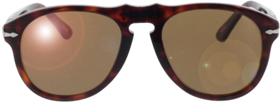 Picture of glasses model Persol PO0649 24/57 54-20 in angle 0