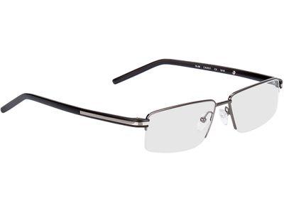 Brille Veria-anthrazit/schwarz