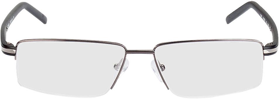 Picture of glasses model Veria-anthrazit/schwarz in angle 0